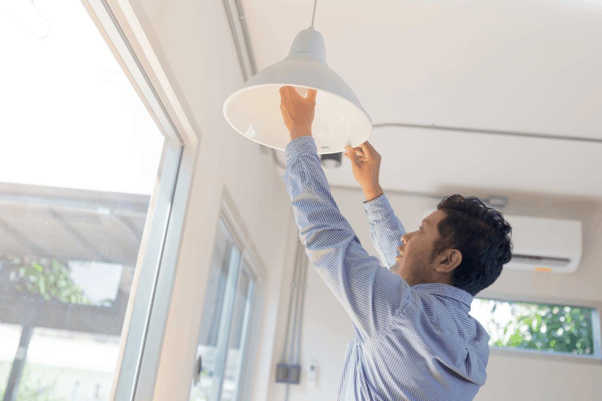 DIY Recessed Light Covers