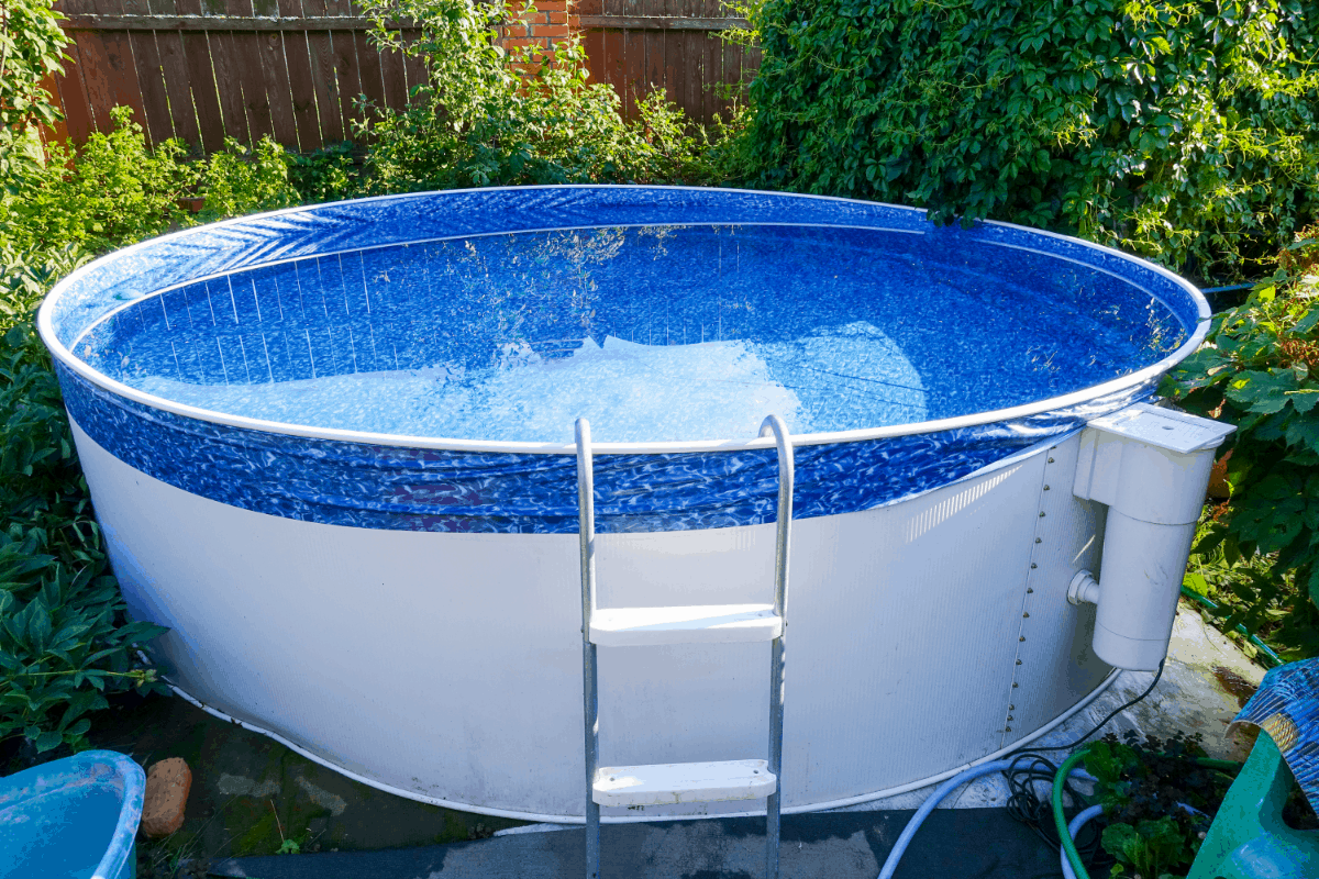 How to Level a Yard for A Pool Ideas
