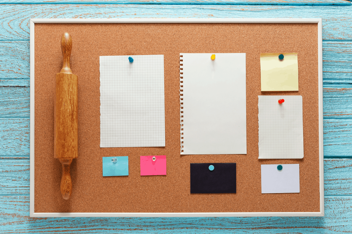 Make Your Own Bulletin Board Borders