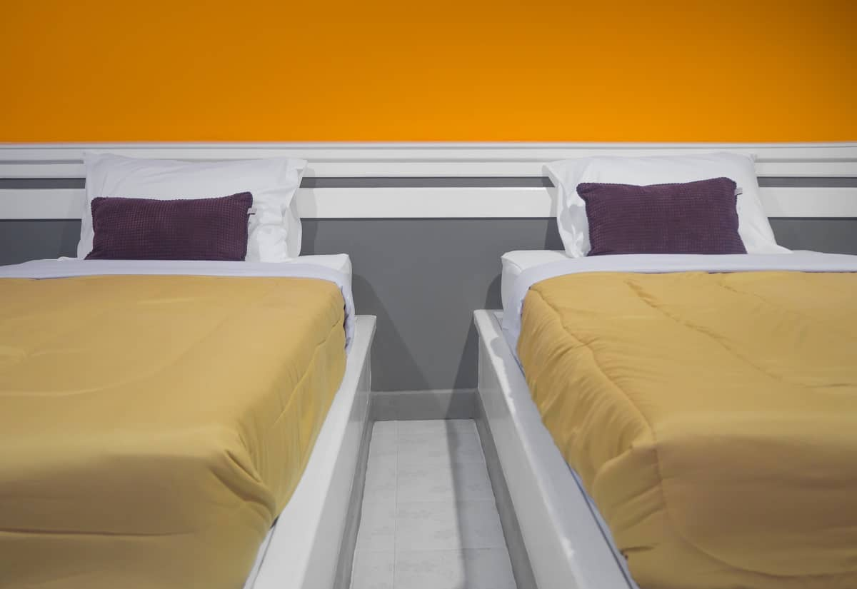 Twin Beds for Small Rooms