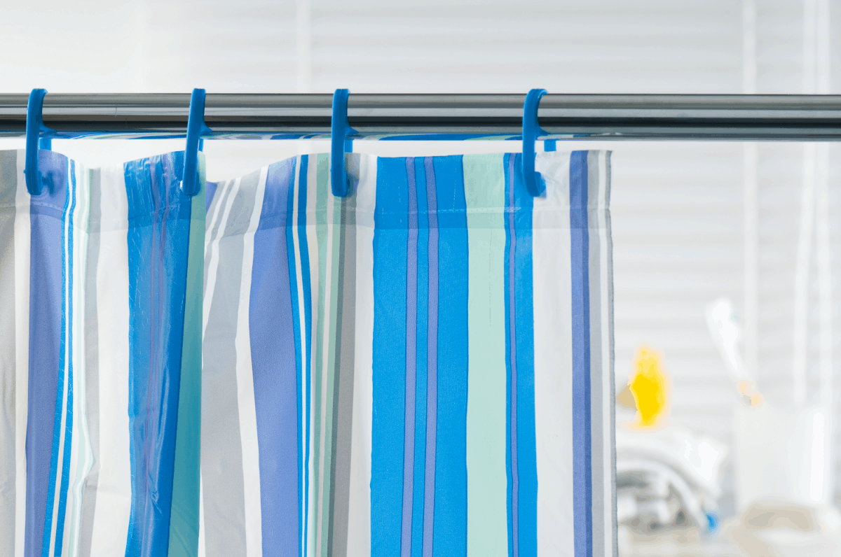 Make Your Own Shower Curtains