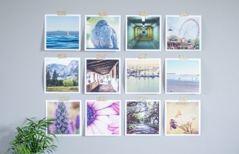 How To Arrange Photos On Walls For A Classy Look!