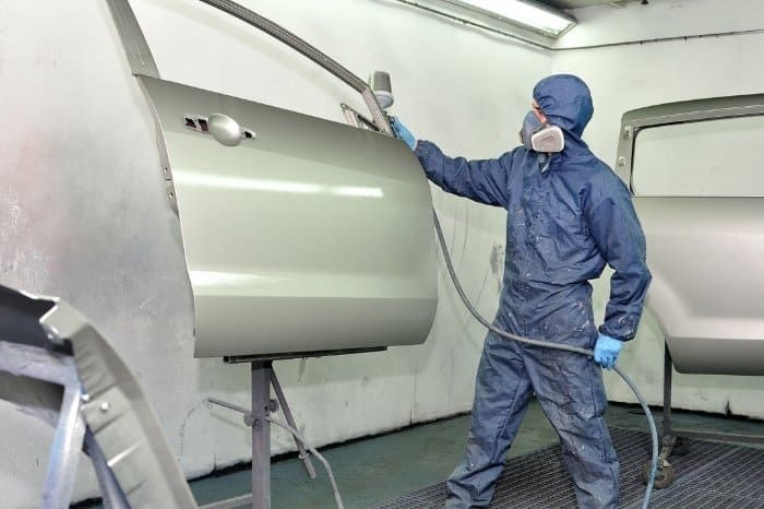 Some Applications For Painting Stainless Steel
