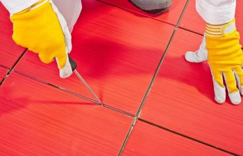 How To Soften Grout For Removal In Tiles